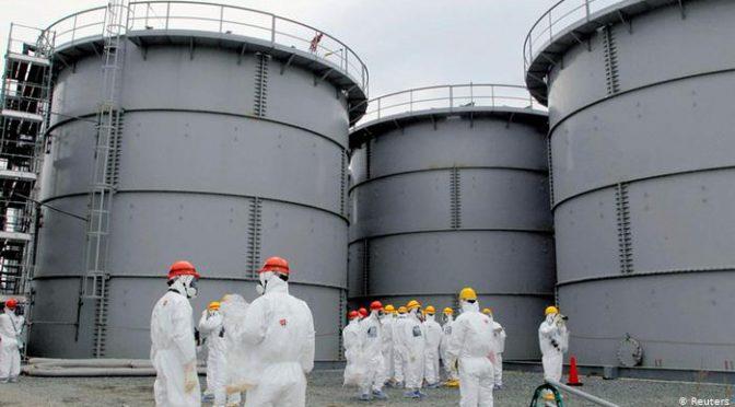 Japón insiste: agua contaminada de Fukushima será lanzada al mar (DW.com)