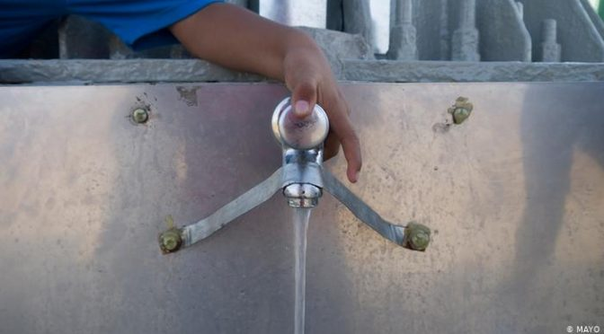 España: Agua, un derecho con mucho valor (DW.com)