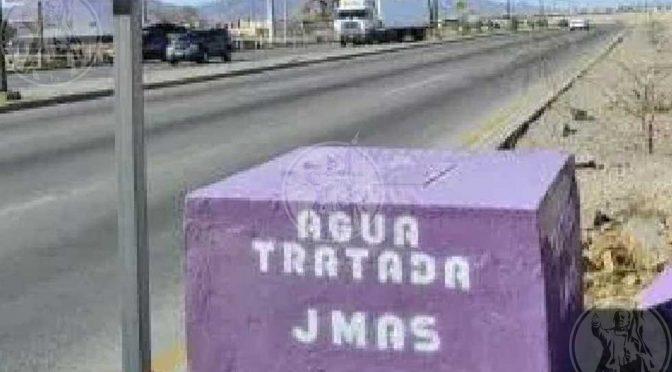 Chihuahua: Consumieron agua tratada y la potable se usó para riego (diario.mx)