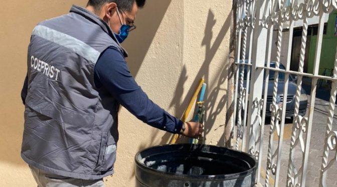 Tlaxcala: Realiza COEPRIST más de mil 400 monitoreos de cloro para garantizar calidad del agua (E-Tlaxcala)
