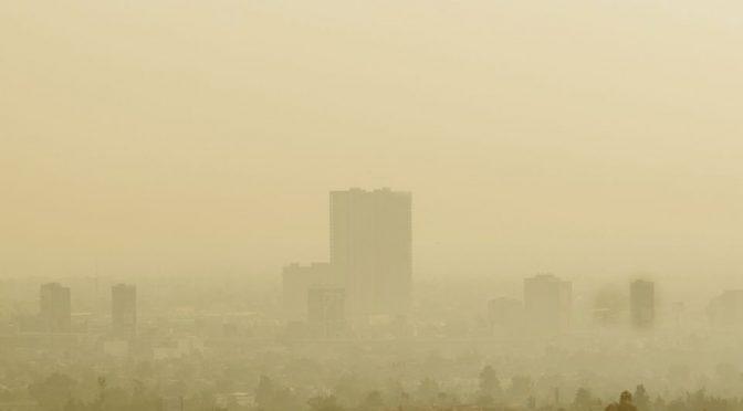 México: Material particulado PM10 es un problema recurrente en la Ciudad de México (Portal Ambiental)