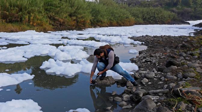 México, en aprietos; nada que celebrar en 'Día del Agua' (AM Querétaro)