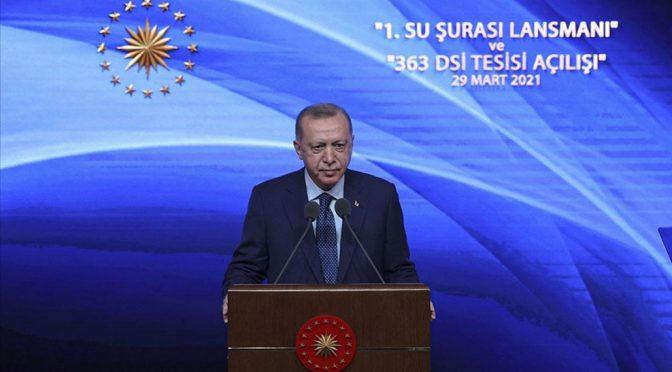"""Turquía: """"El agua es uno de los elementos que no sustituye al desarrollo y crecimiento económico"""" (TRT Español)"""