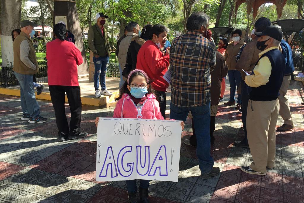 Dgo: Necesario contribuir en el cuidado del agua: presidente de Fuerza por México en Lerdo (El Siglo de Durango)