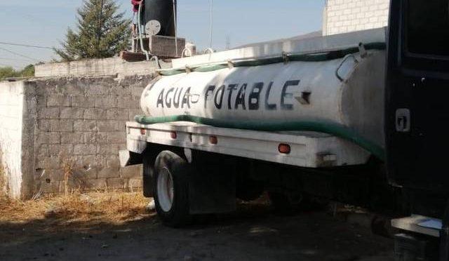 Hidalgo: Una fuga dejó sin agua a 3 colonias (El Sol de Hidalgo)