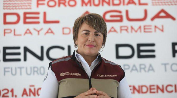Quintana Roo: Alistan Foro Mundial del Agua en Playa del Carmen (Cancún Mio Noticias)