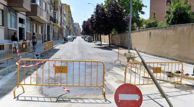 España: El Ayuntamiento destina 500.000 euros a renovar redes de agua en cuatro barrios (El Adelantado)