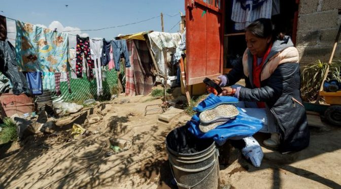 México explora sistemas para captar la lluvia ante la escasez de agua (Hola News)