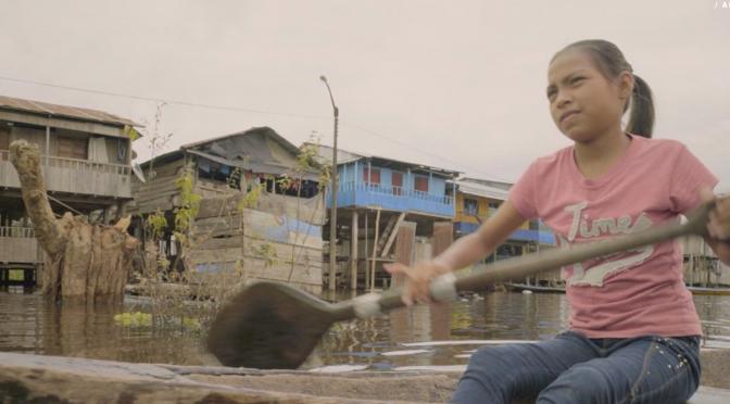 """Una niña que sueña con tener agua potable: Así será el estreno de """"Sueños Latinoamericanos"""" de TVN (Publimetro)"""