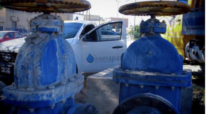 SLP: Interapas halla otra fuga en ductor de El Realito; van 5 desperfectos en este 2021 (El Universal)