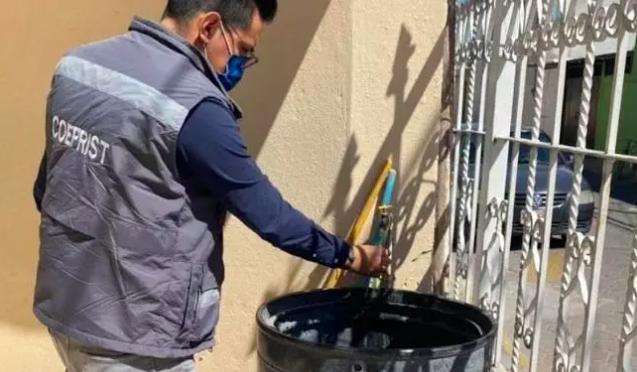 Tlaxcala: Realiza Coeprist monitoreo de cloro para calidad del agua en Tlaxcala (intoleranciadiario.com)