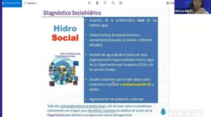 Gto: Capacitan en planeación estratégica de cultura del agua a personal del sector hidráulico de municipios del Estado de Guanajuato (Gobierno de Guanajuato)