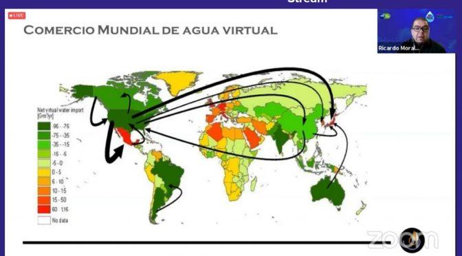 """Gto: Presentan conferencia virtual sobre la """"Huella Hídrica» (Gobierno de Guanajuato)"""