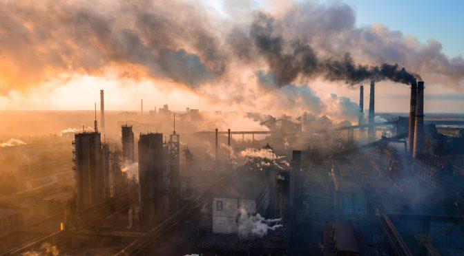 Contaminación del aire: por qué debe ser un tema urgente (Tecnológico de Monterrey)
