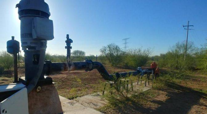 Sonora: Falla eléctrica provocó déficit en servicio de agua potable (El Sol de Hermosillo)