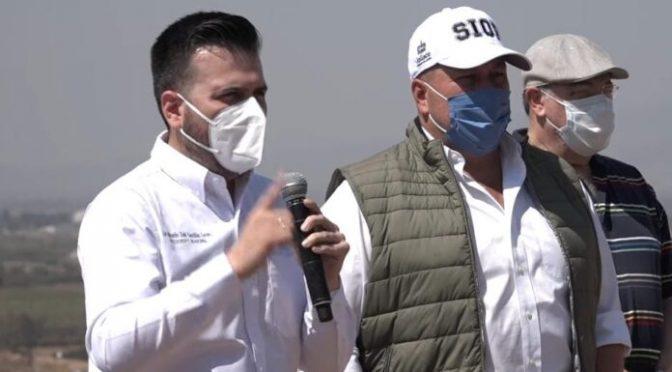 Jalisco: Se resolverá desabasto de agua en El Salto, así lo dijo Enrique Alfaro Ramírez (lider919.com)
