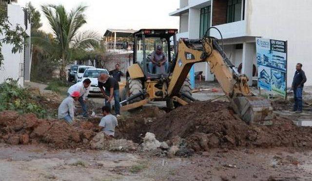 Sinaloa: Detectan dos tomas de agua clandestinas en Sábalo Country (El Sol de Mazatlán)