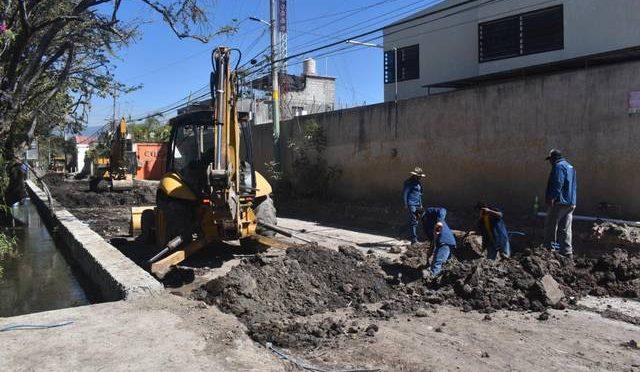 Se instala red de agua potable en Atlacomulco (El Sol de Cuernavaca)