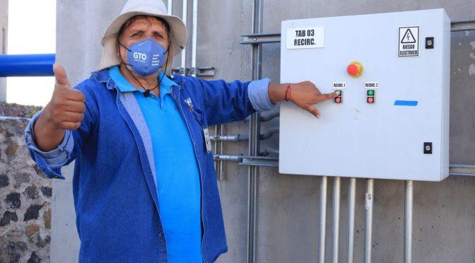 Gto: Fortalecen Infraestructura de drenaje en la entidad (Gobierno de Guanajuato)