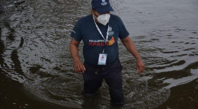 Activistas demandan Ley General del Agua tras 8 años detenida en Yucatán (Poresto)