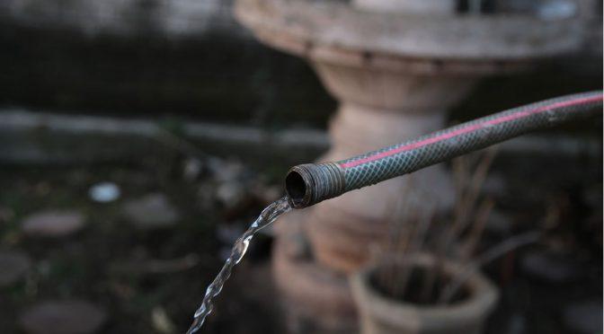 Monterrey: Recortan agua, ahora en Nuevo León (Luces del Siglo)