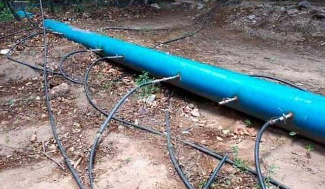 CDMX: Urge que se combata la existencia de tomas clandestinas de agua (La Prensa)