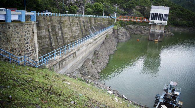 CDMX- Sequía severa en Valle de México: Sistema Cutzamala registró su nivel de agua más bajo en 25 años (Infobae)