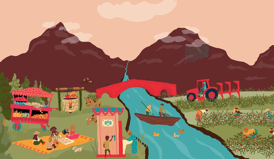 Día Mundial del Agua 2021 ¿cómo valoramos el agua?