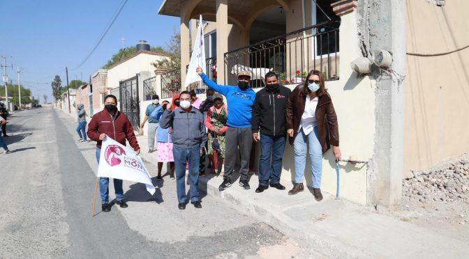 Querétaro: Rehabilitan redes de agua potable en Villa Progreso, en Ezequiel Montes (am de Querétaro)