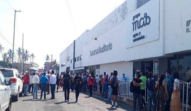 Veracruz: Acusan desacato de Grupo MAS por realizar cortes de agua (E-consulta)
