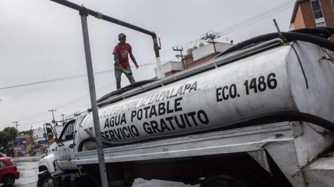 México: Está asegurado abasto de agua en la ciudad: Sheinbaum (Excelsior)