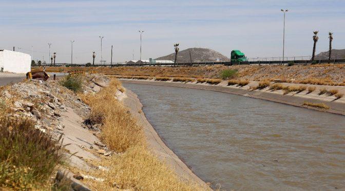 Durango: Agua llega a La Laguna para el ciclo agrícola 2021 (Milenio)