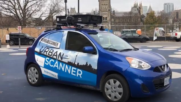 Nueva herramienta contra la contaminación del aire en Toronto (Radio Canadá Internacional)
