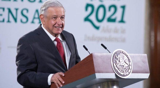 López Obrador lanza proyecto Agua Saludable para La Laguna en Coahuila (Forbes)