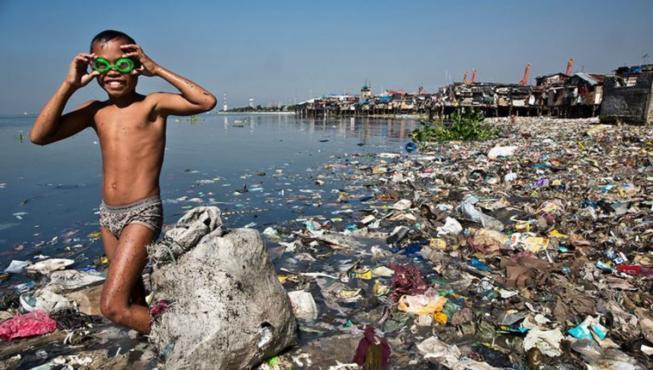 Causas de la contaminación del agua. Aprende en Casa III Primaria (Unión Puebla)