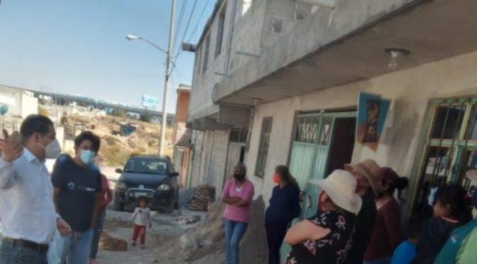 Puebla: Denuncian falta de suministro de agua en la colonia Jorge Murad (Milenio)