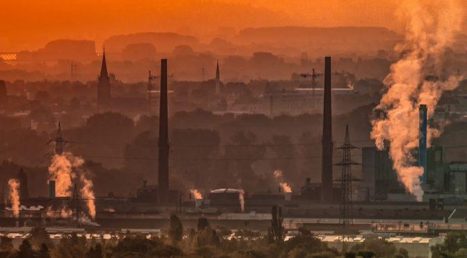 La contaminación del aire vuelve a los niveles pre-COVID-19 (Ambientum)