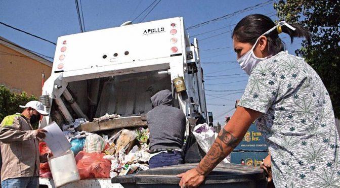 CDMX- Desechos domésticos: el peligro cotidiano (Proceso)