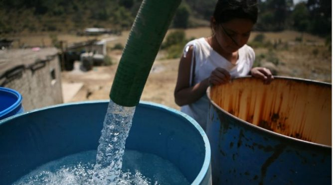 """Mundo: Analizan """"bancarrota"""" del agua (El Vigía)"""