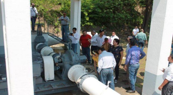 Colima: ¡Ojo! Habrá suspensión total del suministro de agua en la capital del 12 al 17 de marzo (El Heraldo de México)