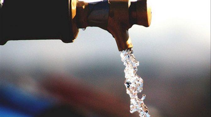 Agua y cambio climático (El Diario)
