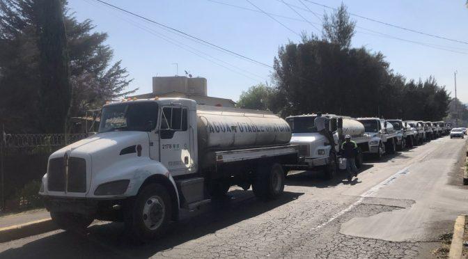 Retomará el Gobierno de la CDMX el cobro de agua (La Jornada)