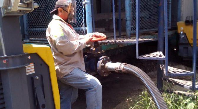 Tlalpan supervisa Plan Emergente de Abasto de Agua 2021 (La Jornada)