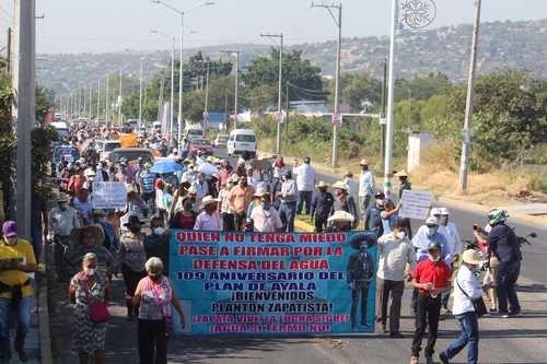 """Morelos: Denuncian presuntas """"amenazas"""" de 10 defensores del agua en Morelos (La Jornada)"""