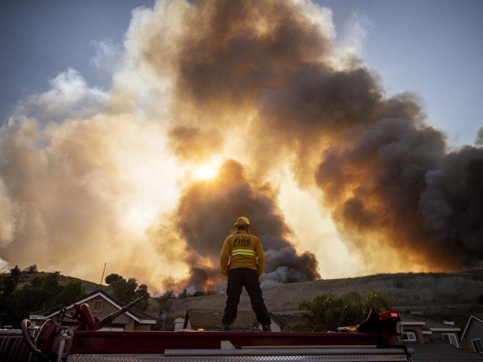 Humo de incendios forestales es muy dañino para la salud respiratoria (Portal Ambiental)