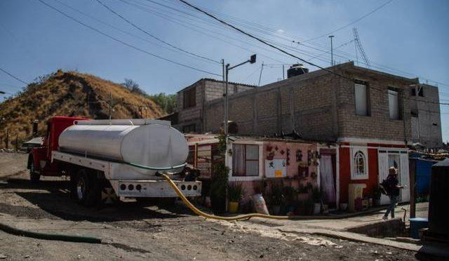 EDOMEX: Comisión del Agua del Edomex apoyará con pipas durante reducción del suministro (El Sol de México)