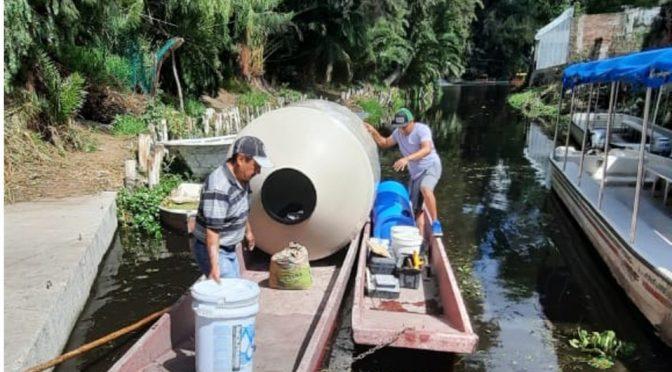 CDMX inicia programa de Cosecha de Lluvia en 529 colonias durante 2021 (Milenio)
