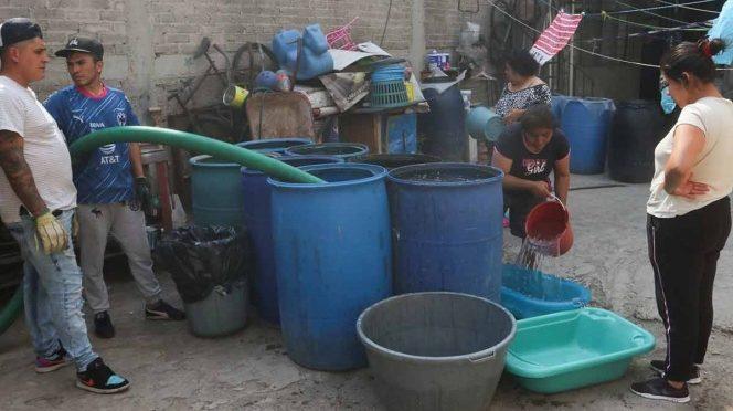 Fin de semana y en mayo reducen suministro de agua en Valle de México (Excelsior)