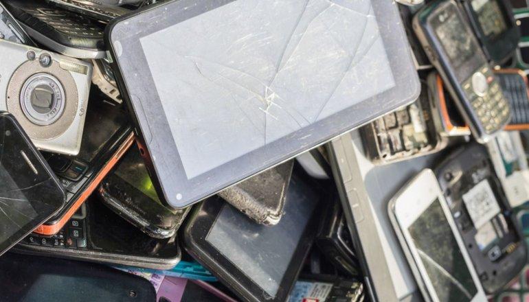 Los residuos electrónicos son otra amenaza para el medioambiente (El Diario de la República)