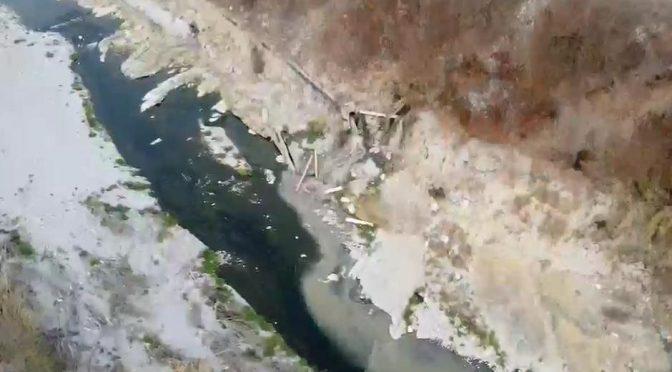 Monterrey: Sufren ríos en NL por contaminación (ABC Noticias)